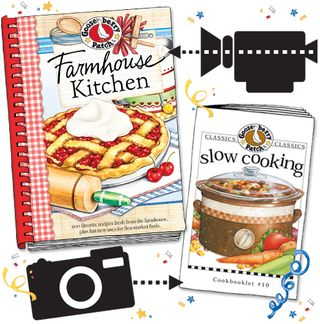 Get your FREE cookbook!