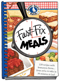 Fast Fix Meals Cookbook