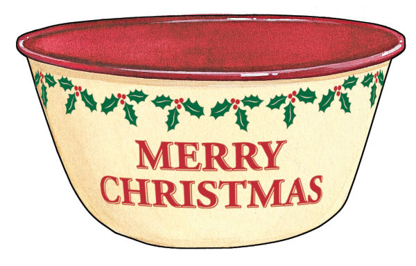 Click here to get our season's greetings bowl!