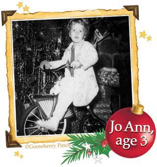 Jo Ann, age 3