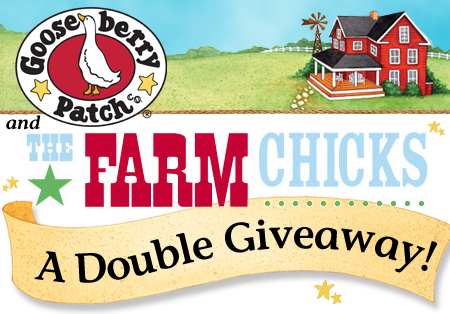 A Double Giveaway!