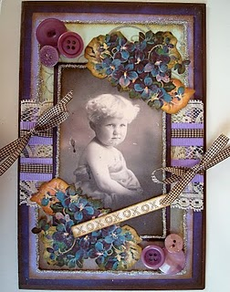 Grandma Velda's birthday card
