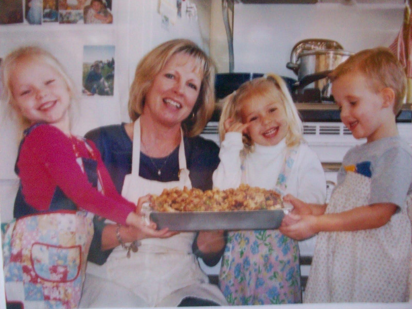 Fun in the kitchen!