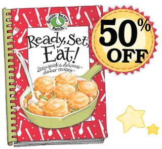 50% OFF Ready, Set, Eat!