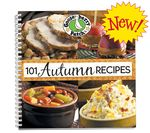 Take me to 101 Autumn recipes