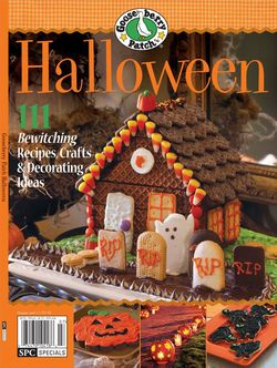 Halloween bookazine