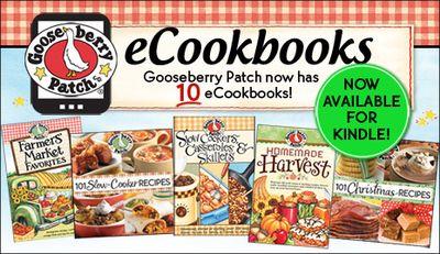 10 eCookbook Titles!