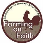 Farming on Faith Button