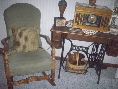 Treasured family heirlooms