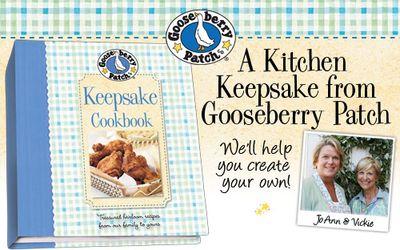 A Kitchen Keepsake!
