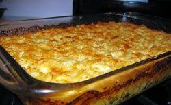 Grandma Fray's macaroni and cheese