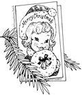 Christmascardwreath