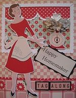 Happy Homemaker Tag Along