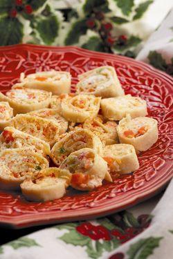 Seafood Pinwheels