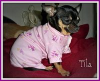 Tila in jammies3a