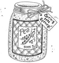 Springtime Pea Soup Mix