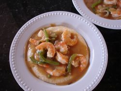 Shrimp and Grits 006