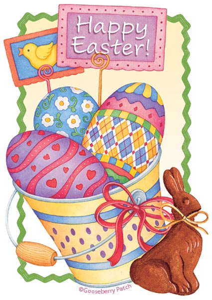 Happy Easter from Gooseberry Patch