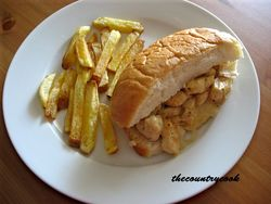 Chicken Philly #2 (thecountrycook)