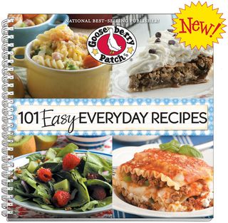 101 Easy Everyday Recipes