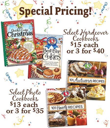 Special Pricing!