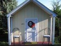 Click to read about the playhouse!
