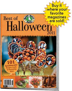 Halloween bookazine...on sale now!
