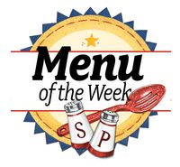 Click to view all of the Menus of the Week!