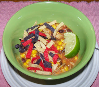 5Chicken Tortilla Soup