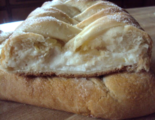 Pineapple Cream Cheese Braid 032