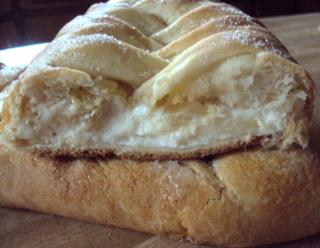 Pineapple Cream Cheese Braid 032