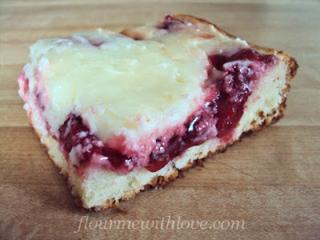 Danish Cherry Cheesecake 057