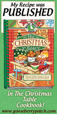 IWasPublished_TheChristmasTable