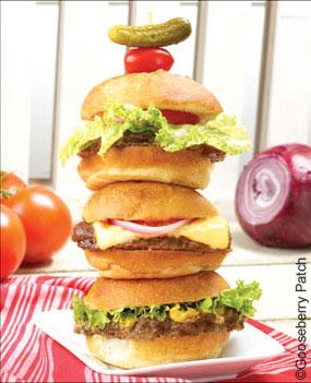 Miniburgers