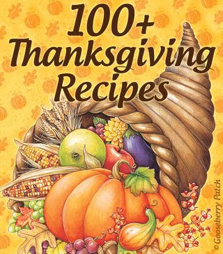 Thanksgiving Recipe Round-Up from Gooseberry Patch