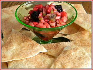 Fruit salsa 1