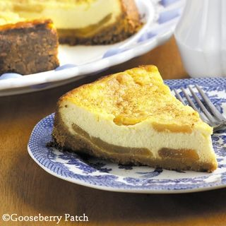HarvestAppleCheescake