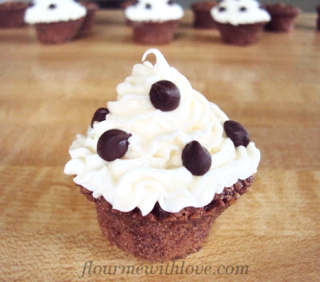 Chocolate  Mousse Tarts 014