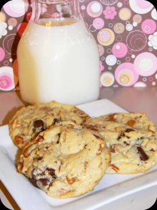 Caramelnutcookies