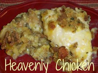 Heavenly chicken