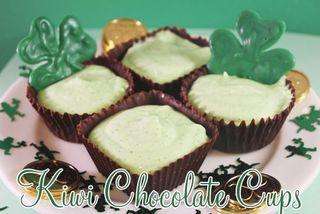 KiwiChocolateCups