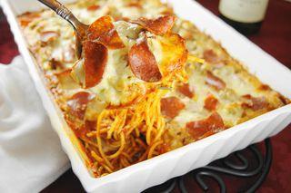 Pizza Spaghetti_Serving 8