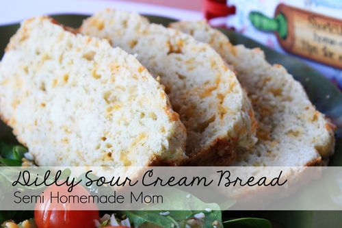 Dilly Sour Cream Bread
