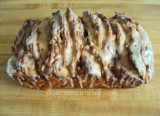 Apple Fritter Bread 025