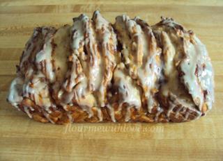 Apple Fritter Bread 025