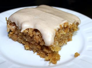 Gooey Carrot Cake
