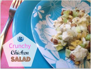 Crunchy chix salad PM ready