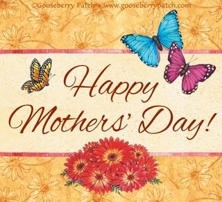 Happy Mothers Day greeting from Gooseberry Patch