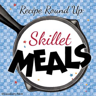 Stovetop Skillet Recipe Round-Up from Gooseberry Patch