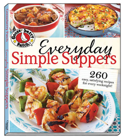 Everyday Simple Suppers cookbook from Gooseberry Patch